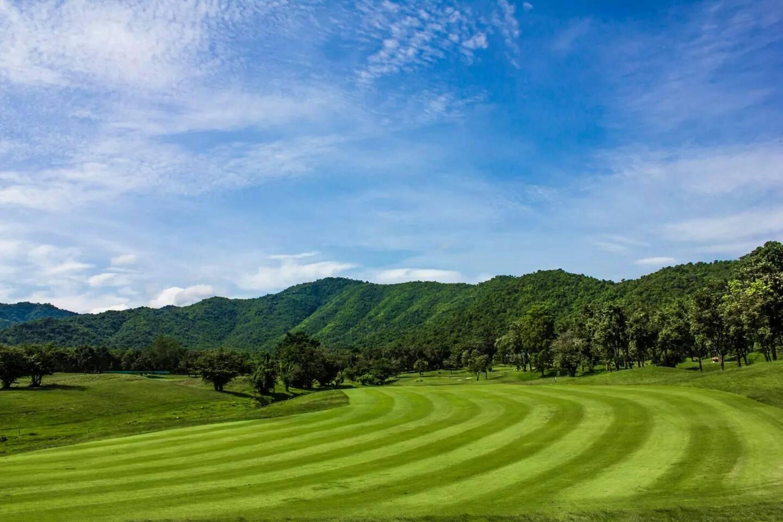 Dragon Hills, sweeping natural landscape