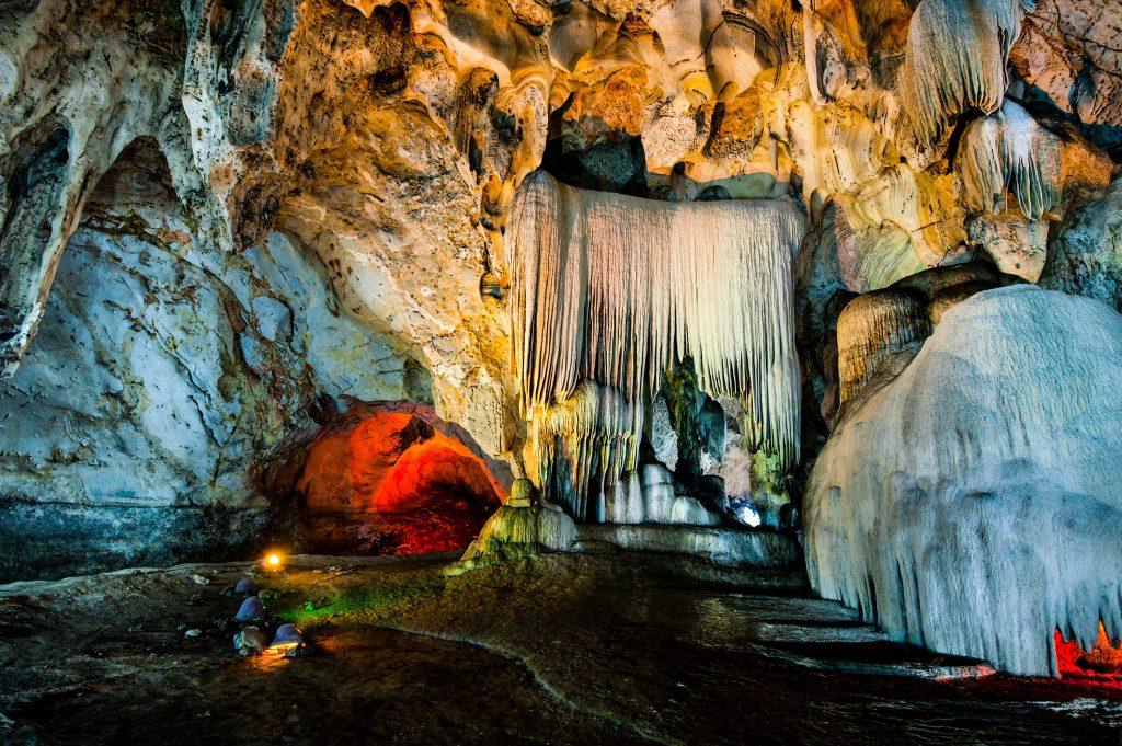 Chomphon Cave