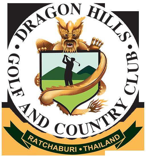 Dragon hills golf Logo